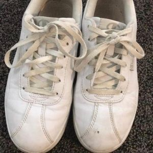 Champion white shoes